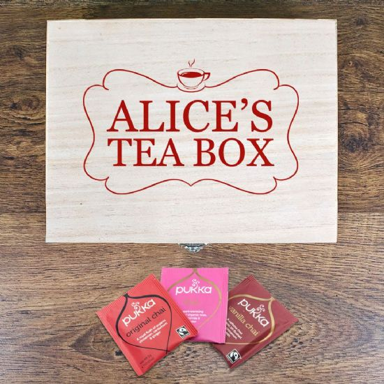 Love Tea Boxes